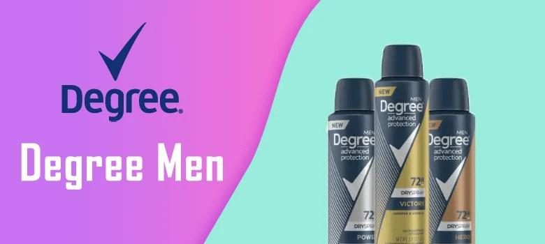 degree - deodorant brands