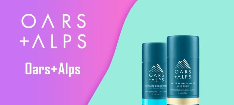oars alps deodorant review