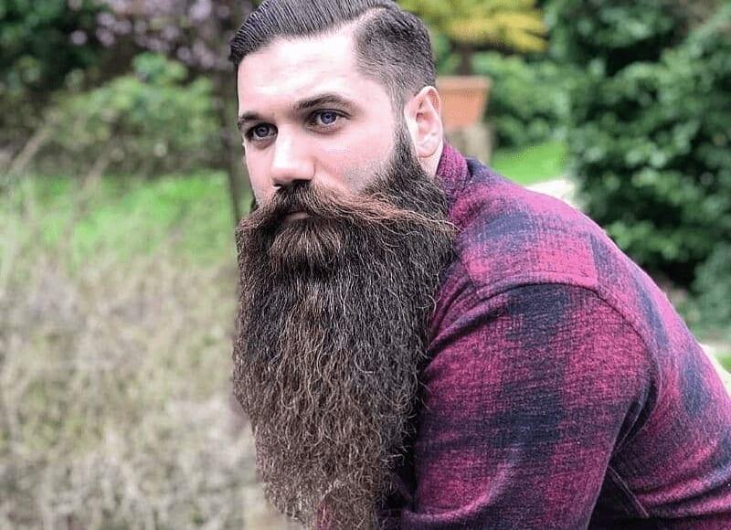 The Very Long Viking Beard