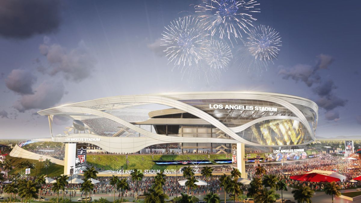 Image result for new los angeles stadium