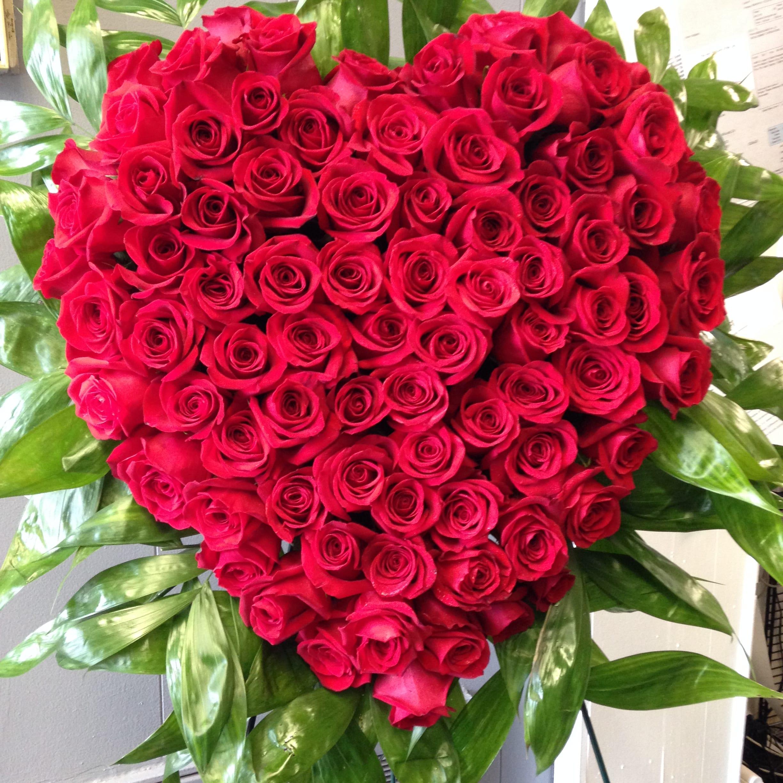 heart of love in