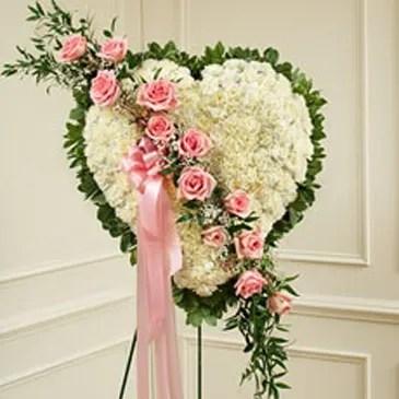 sympathy floral arrangement 6