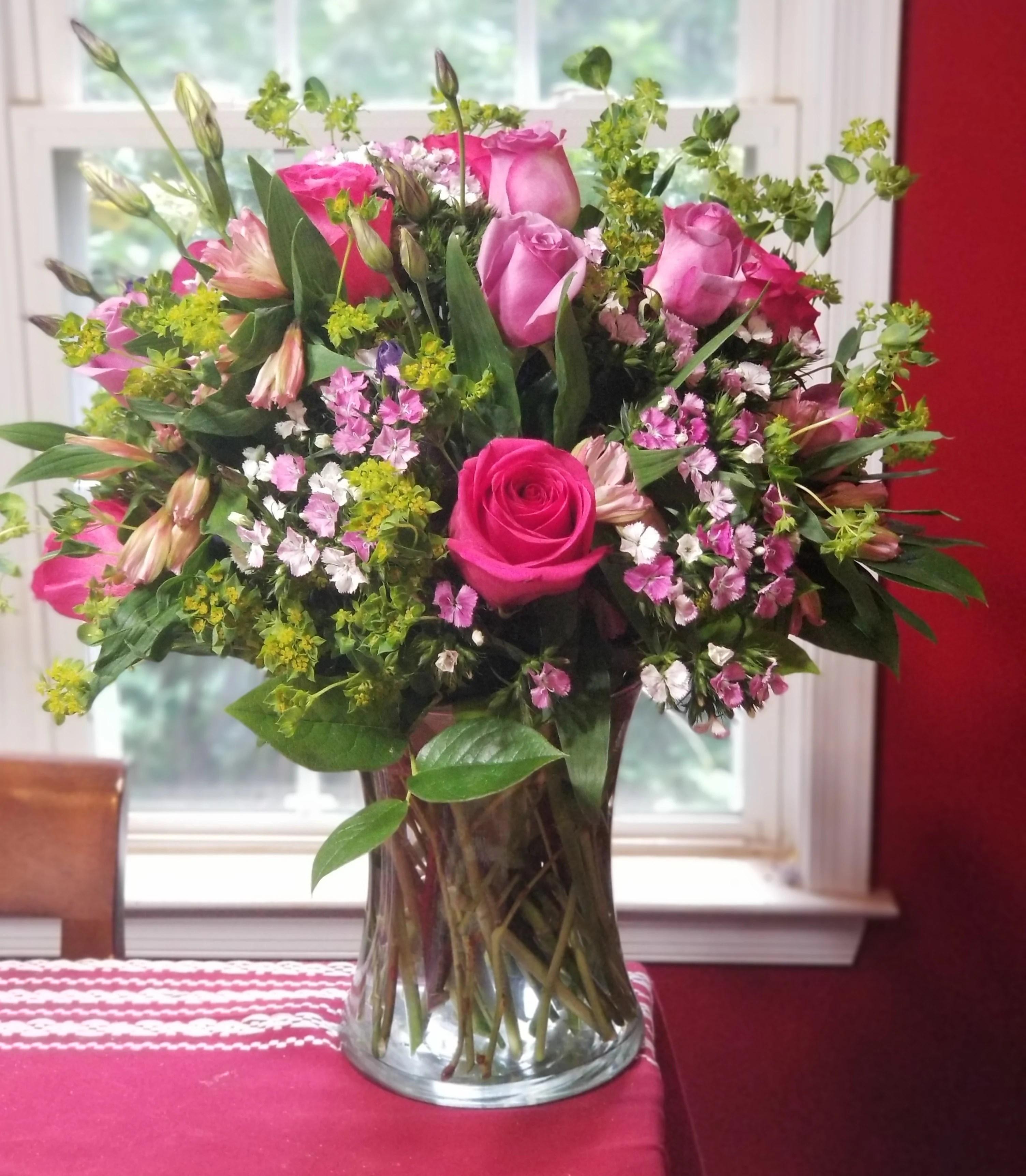 the allison floral arrangement