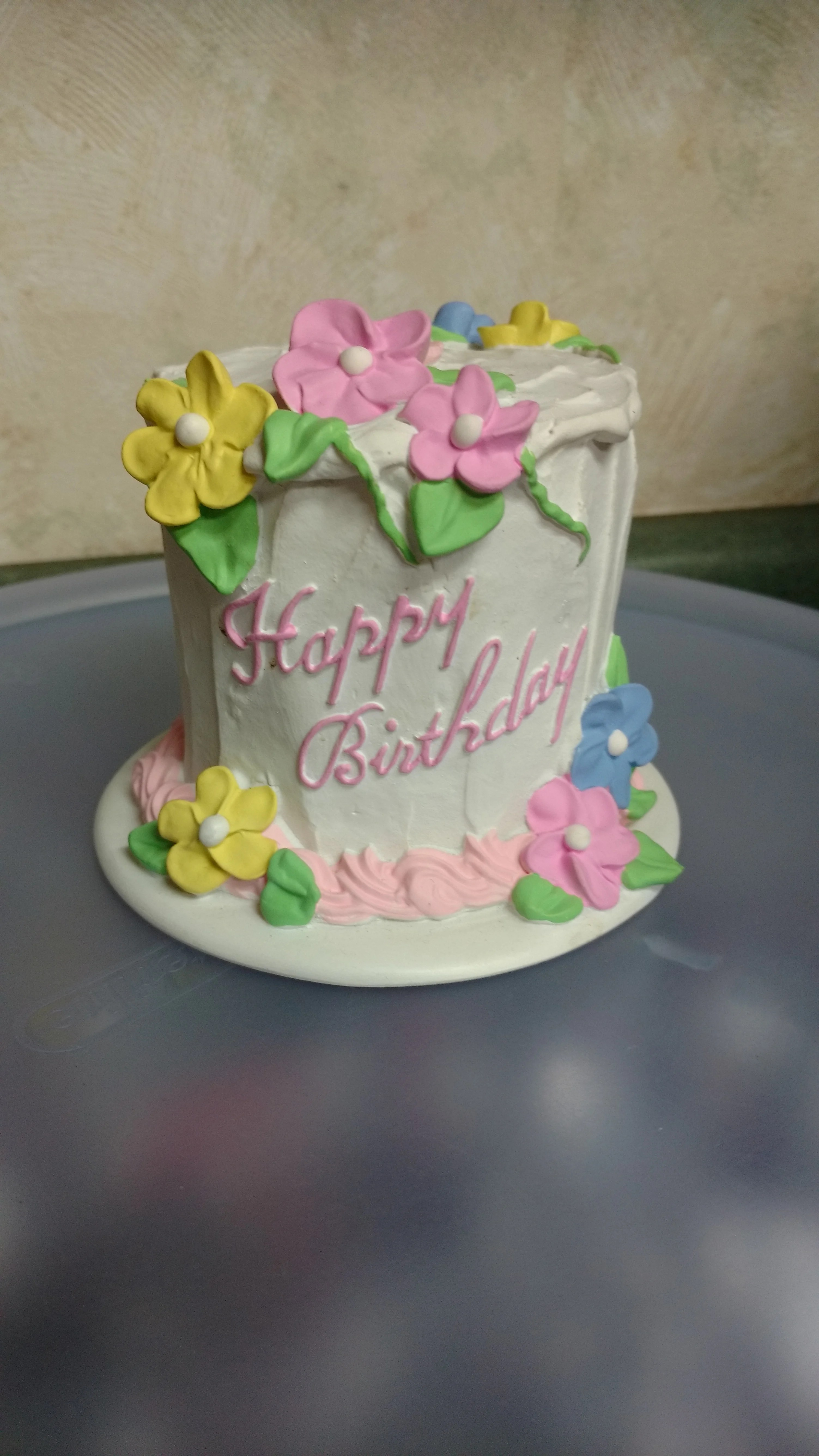 Happy Birthday Cake In Shelbyville Tn Flowers For Keeps