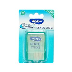 Wooden Dental Sticks Thin