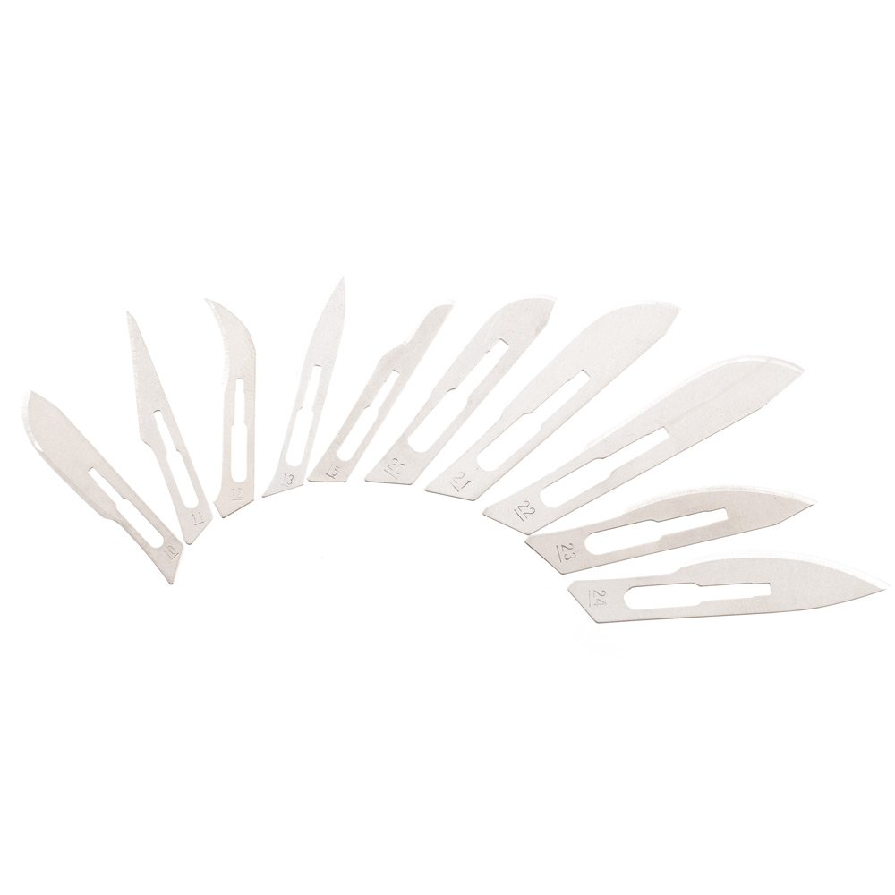 Disposable Scalpel Blades for No. 3 Scalpel Handle Figure 10