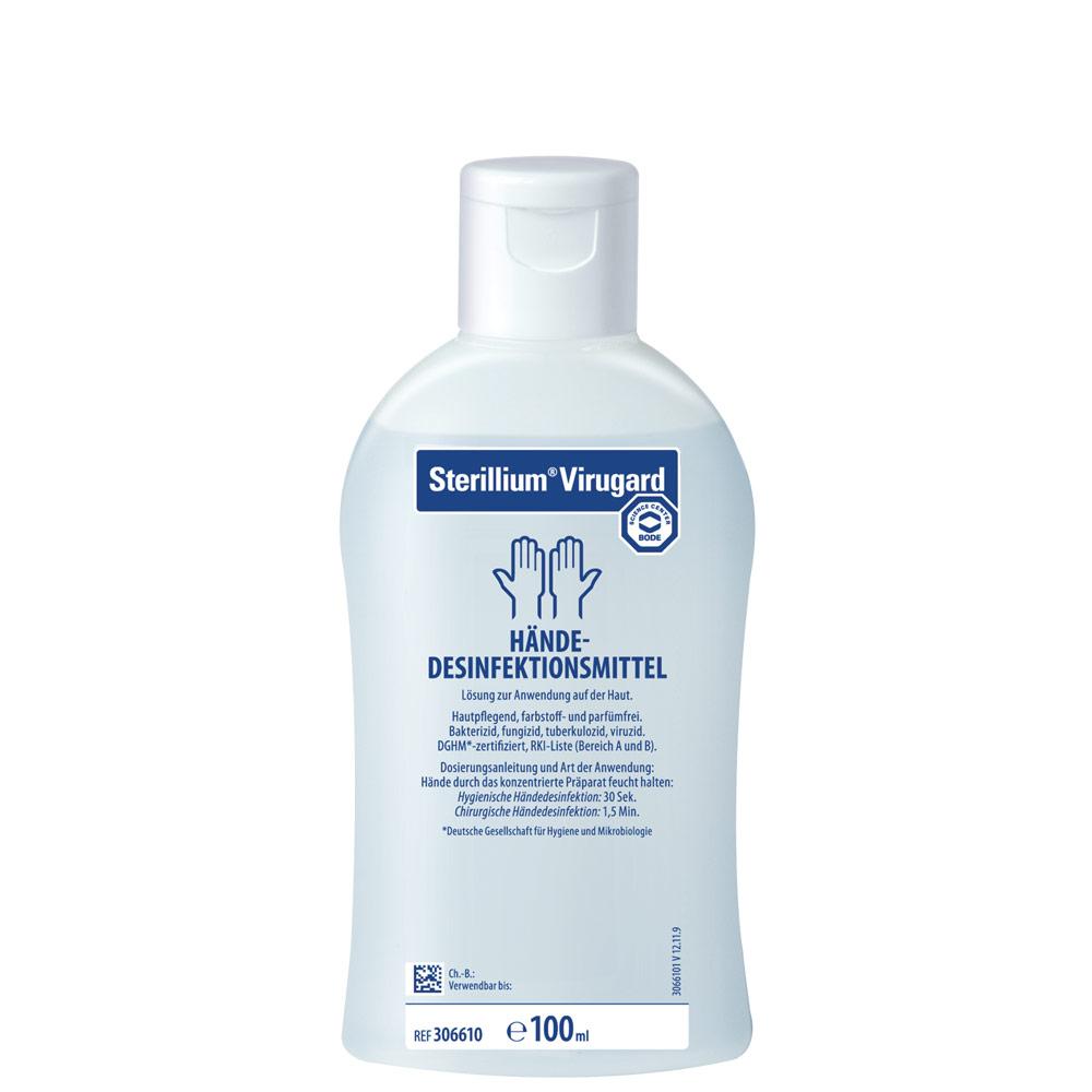 Sterillium Virugard, Hand Disinfectant 100 ml