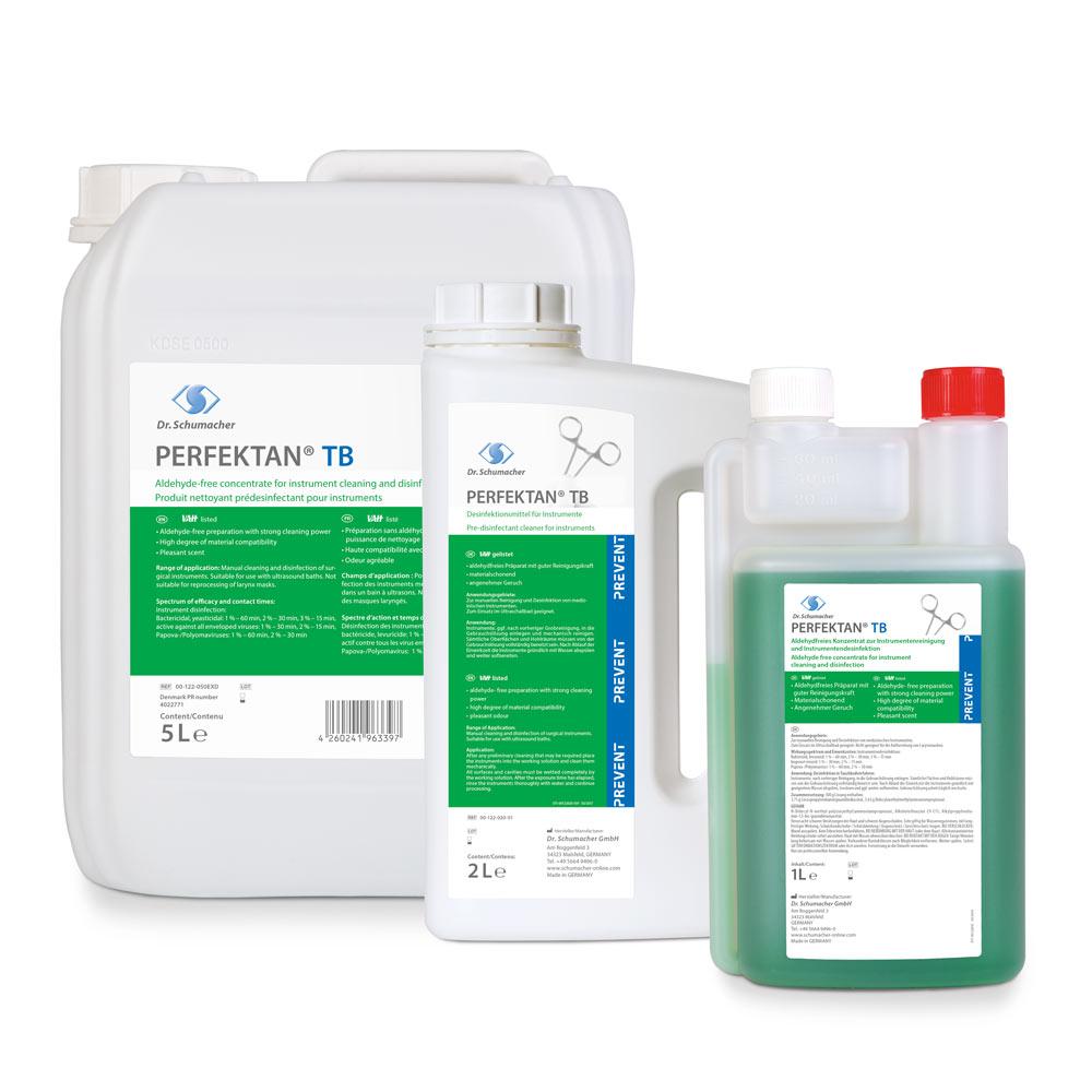 Perfektan TB, Medical Instrument Disinfectant 2 liter