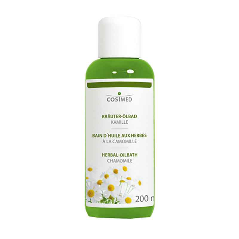 Herbal Bath Oil Camomile