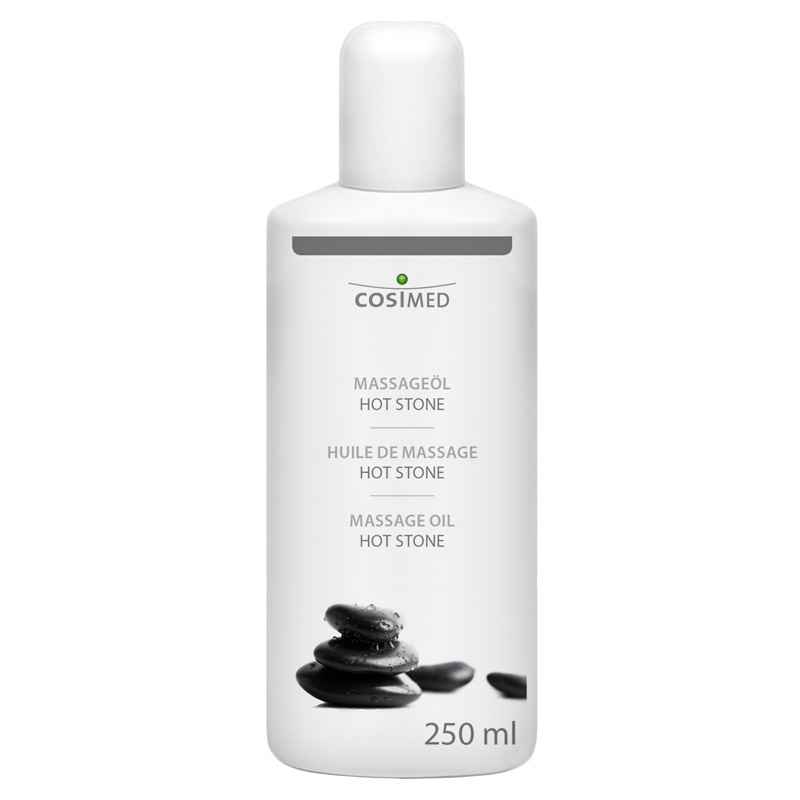 Hot Stone Massage Oil