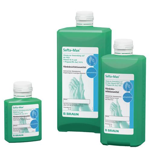 Softa-Man Hand Sanitiser