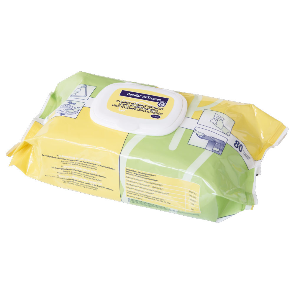 Bacillol AF Tissues