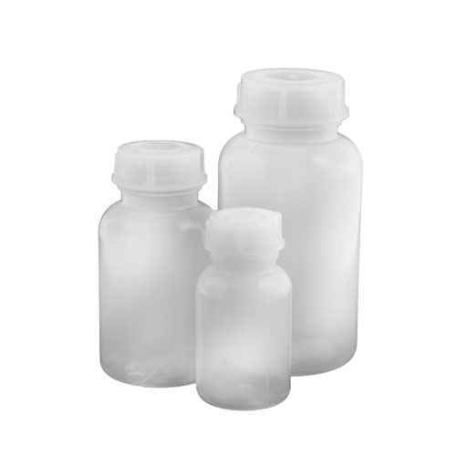 Wide Neck Lab Bottles