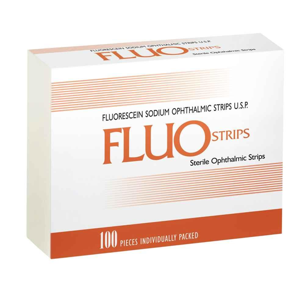 Fluorescein Test Strips, 300 Units