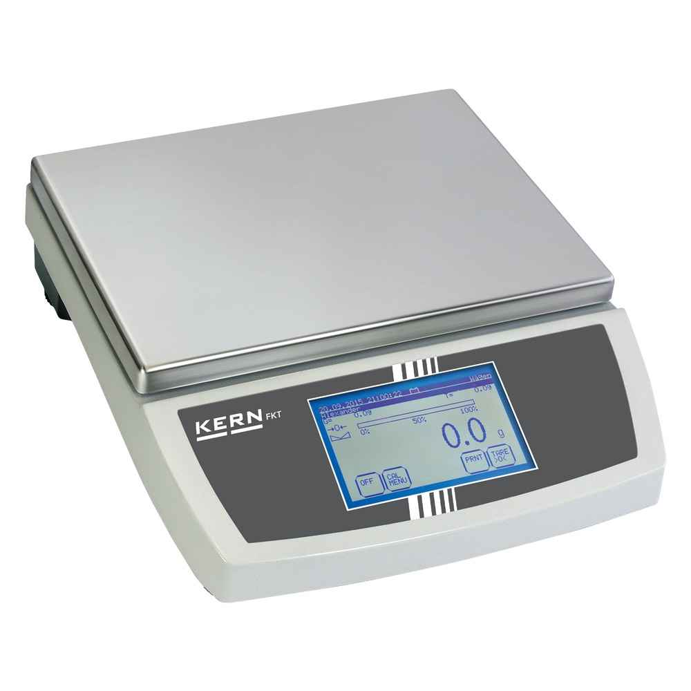 Calibrated Laboratory Scales with Touchscreen