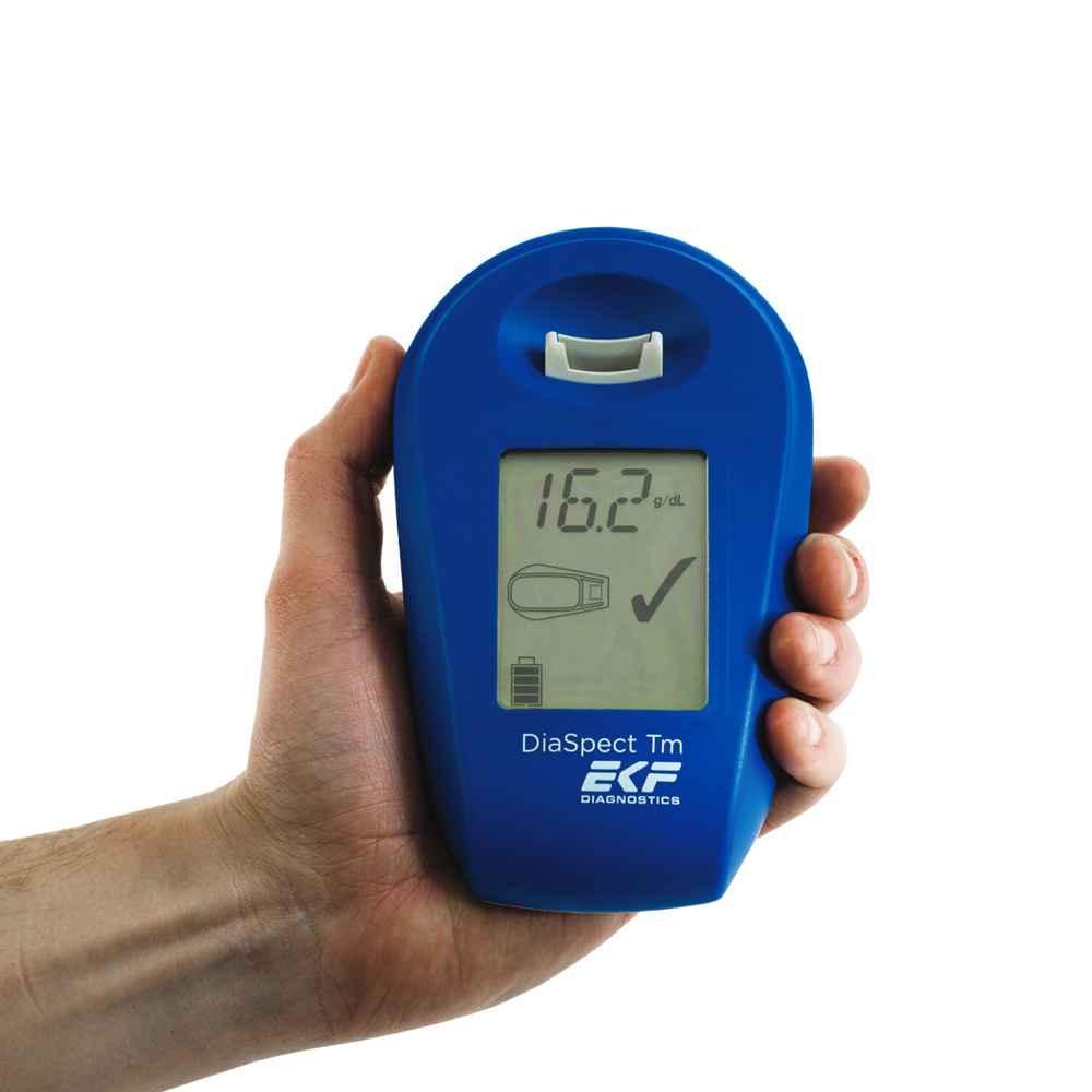 DiaSpect TM Haemoglobinometer