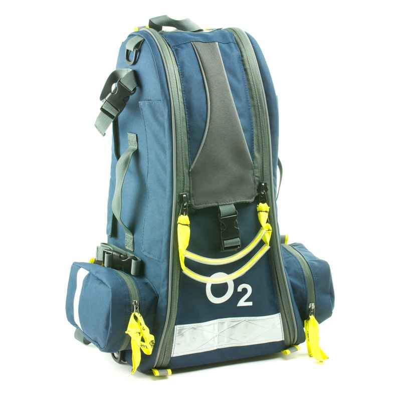 """""""Br?gge"""" Oxygen Backpack empty"""