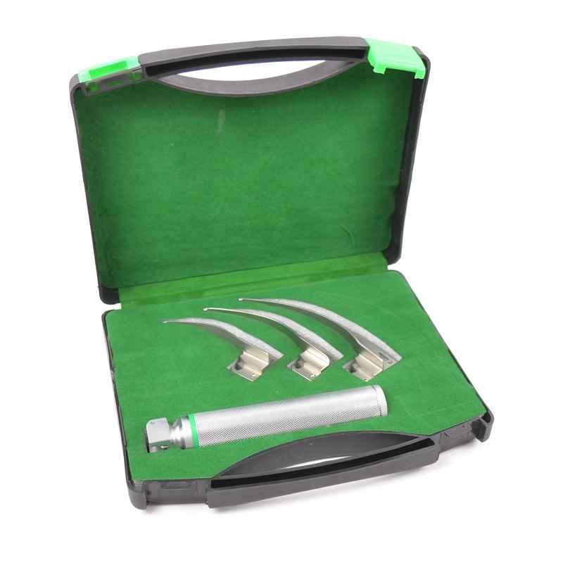 LED Laryngoscope Set