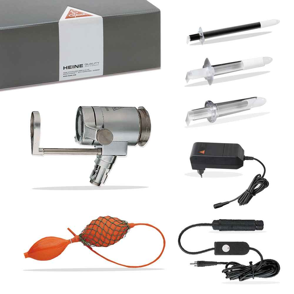 HEINE Rectoscope/Proctoscope Set
