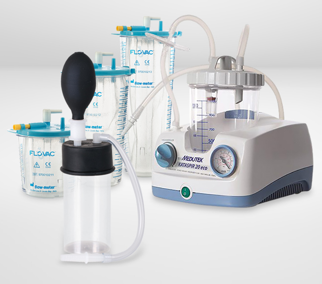 Secretion Aspirators