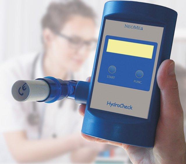 Hydrogen Breath Tester