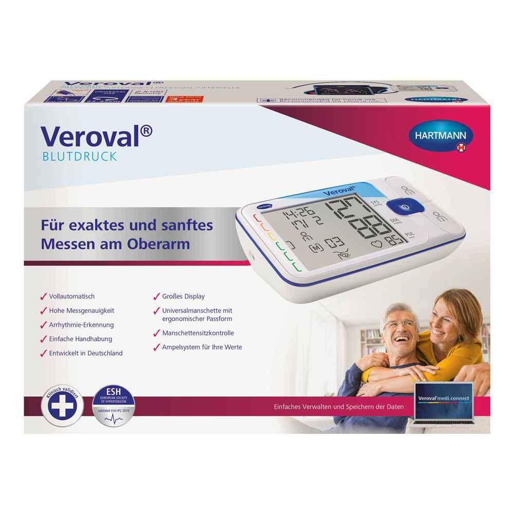 Veroval Blood Pressure Monitor