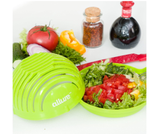Family Size Salad Cutter Bowl