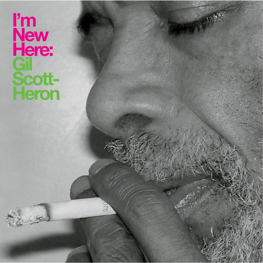 Afbeeldingsresultaat voor Gil Scott-Heron – I'm New Here