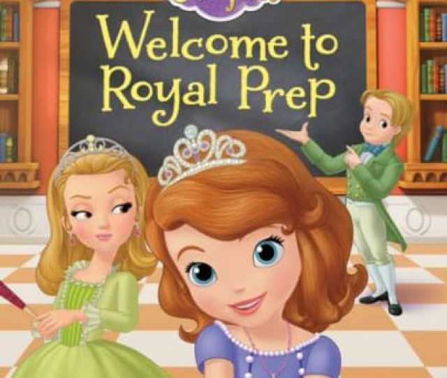 Welcome To Royal Prep Cover