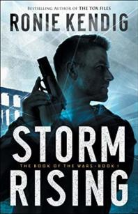 Storm Rising (the Book of the Wars Book #1) cover