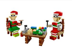 LEGO Little Elf Helpers