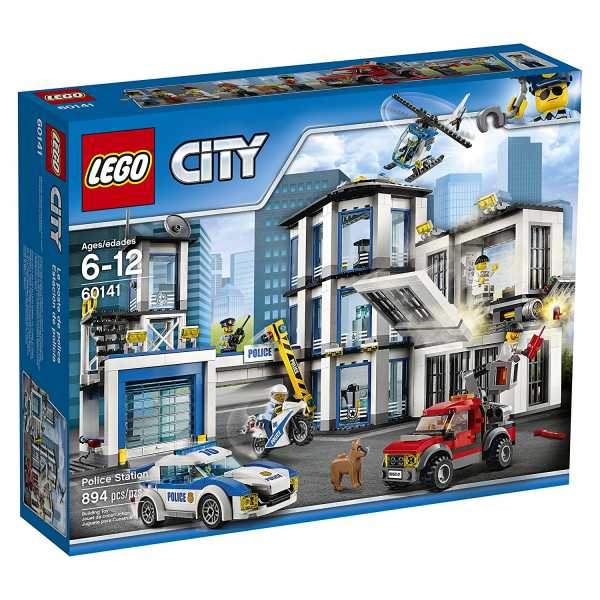 LEGO City Police Station (60141) Kit