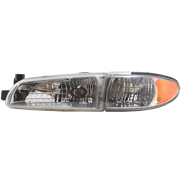97-03 Pontiac Grand Prix Set Of Headlights