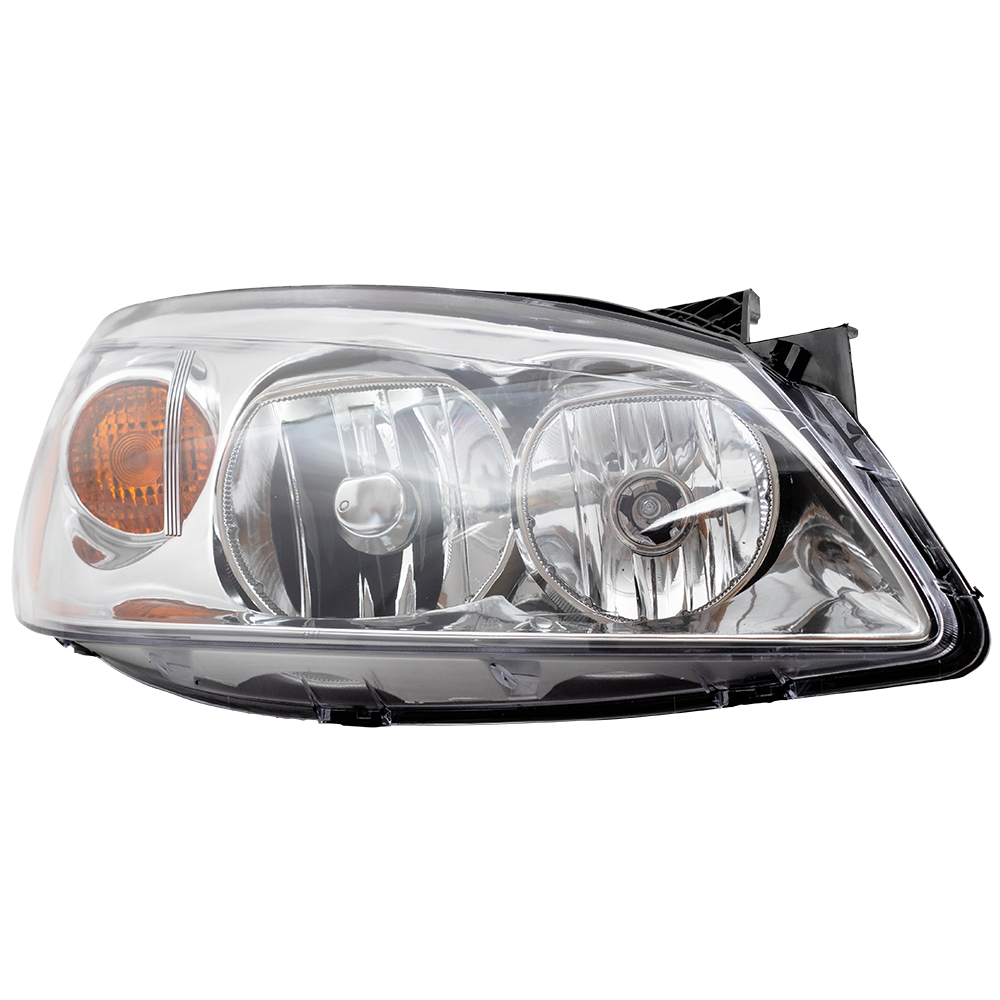 medium resolution of  05 10 pontiac g6 new pair set headlight headlamp lens housing assembly dot