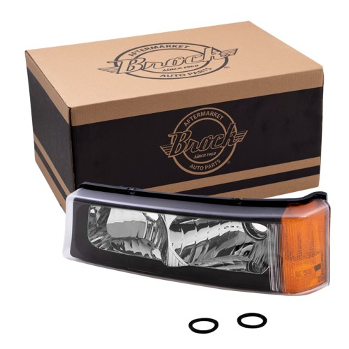 small resolution of chevrolet silverado avalanche pickup truck drivers front park signal marker light assembly