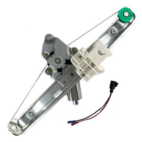 small resolution of 05 10 pontiac g6 drivers rear power window lift regulator with motor assembly everydayautoparts com