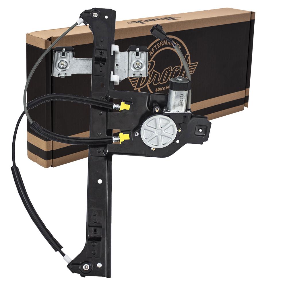 medium resolution of picture of 02 06 cv trailblazer ext power window regulator w motor rear lh