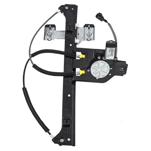 small resolution of picture of 02 06 cv trailblazer ext power window regulator w motor rear lh