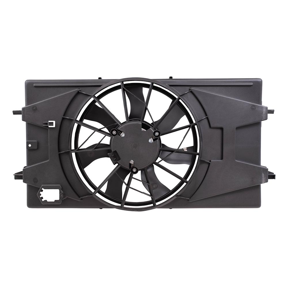 hight resolution of  05 10 chevrolet cobalt 07 09 pontiac g5 2 2l new radiator cooling fan