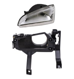 93 97 dodge intrepid drivers headlight assembly mounting bracket rh everydayautoparts com 2001 dodge intrepid dodge [ 1000 x 1000 Pixel ]