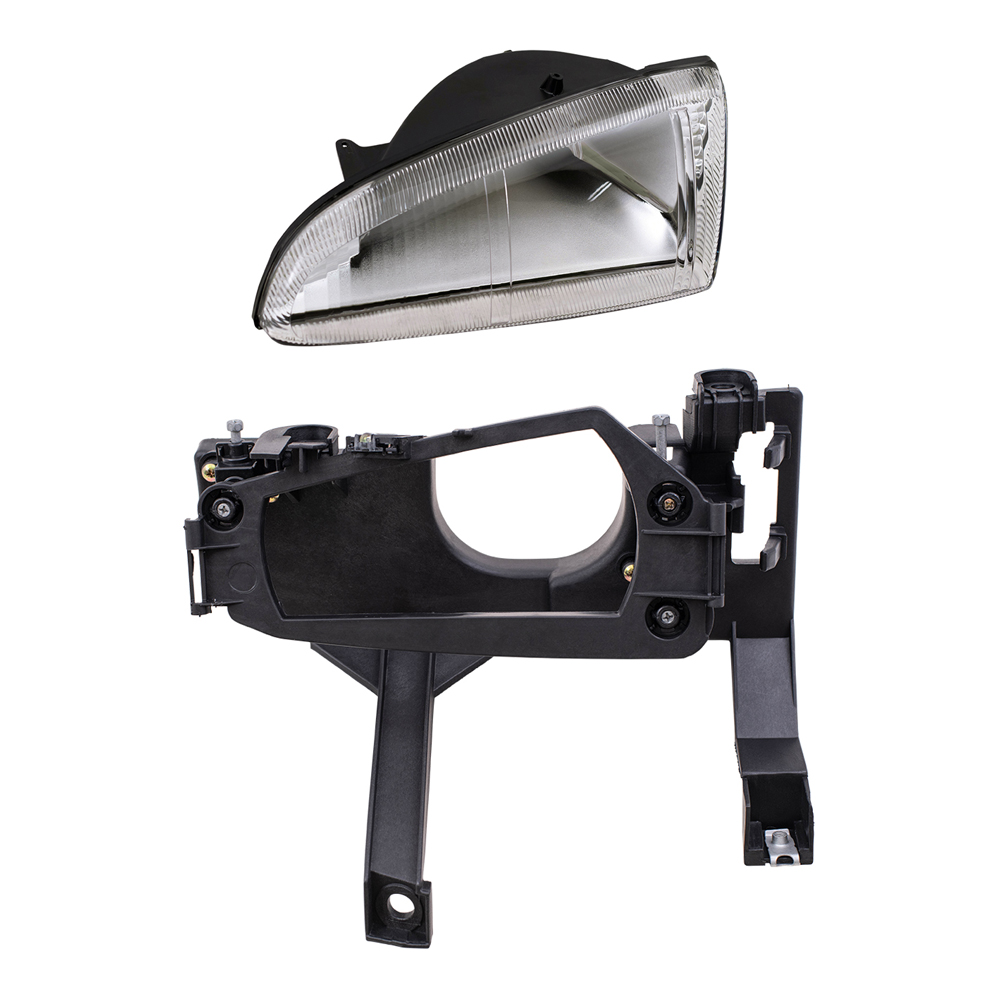 hight resolution of 93 97 dodge intrepid drivers headlight assembly mounting bracket rh everydayautoparts com 2001 dodge intrepid dodge