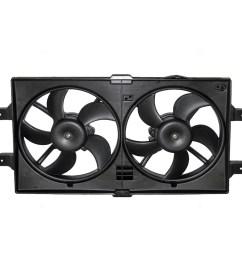 brock supply 98 04 dg intrepid radiator fan assy 98 04 cr concorde 99 04 cr 300m 99 01 cr lhs [ 1000 x 1000 Pixel ]