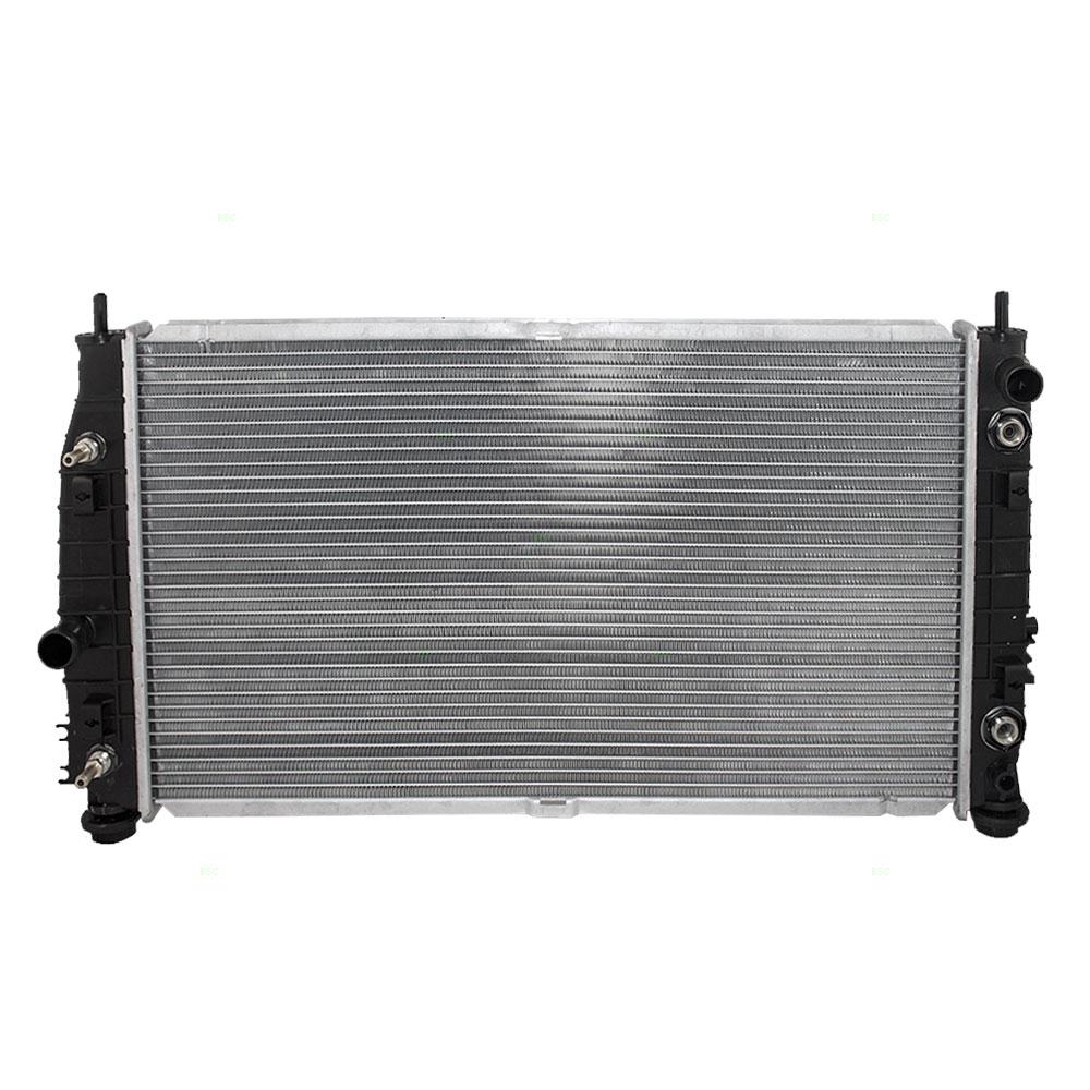 hight resolution of  chrysler 300m concorde lhs dodge intrepid radiator assembly