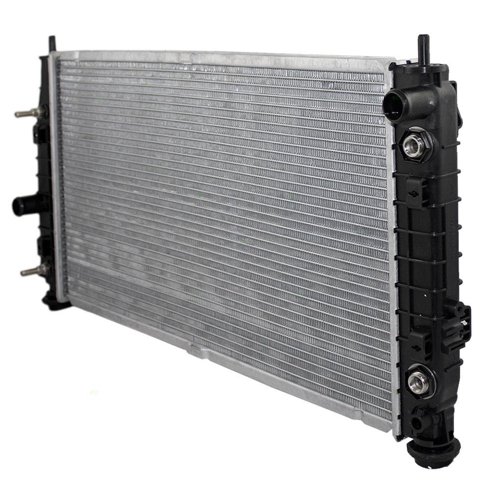 medium resolution of chrysler 300m concorde lhs dodge intrepid radiator assembly everydayautoparts com