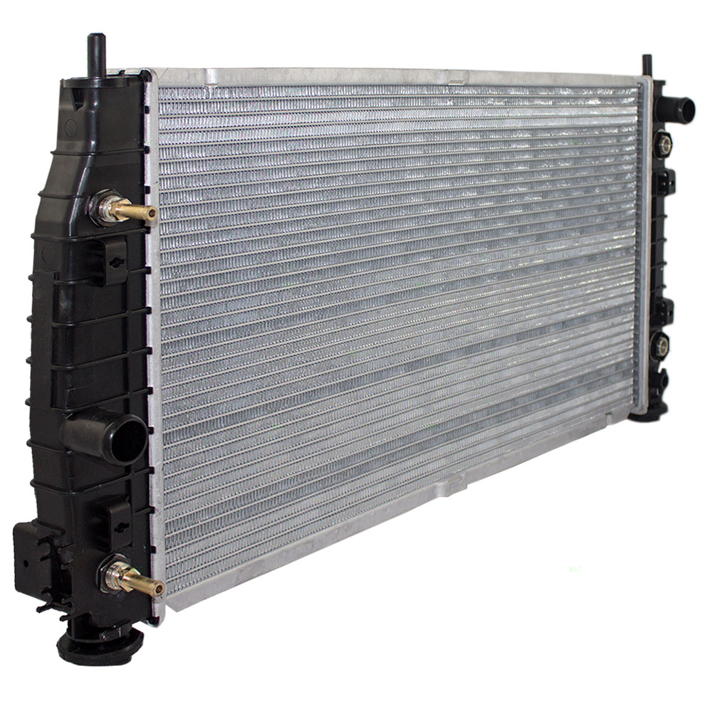 medium resolution of brock supply 99 04 cr 300m radiator assy w engine oil cooler 98 04 cr concorde 98 04 dg intrepid 99 01 cr lhs