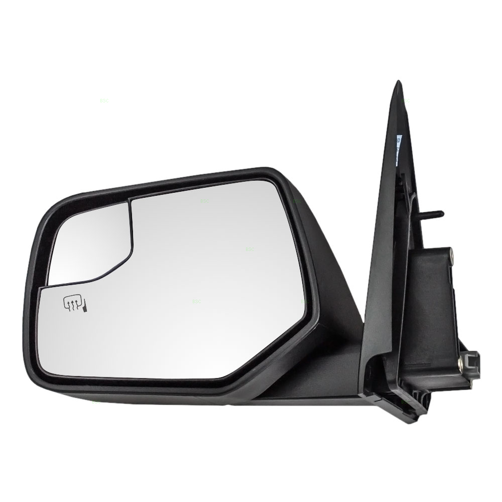 hight resolution of ford escape mercury mariner hybrid new drivers power side view mirror blind spot glass housing