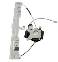 brock supply 02 10 fd explorer power window regulator w motor rear lh 02 10 mc mountaineer 07 10 fd explorer sport trac 03 05 ln aviator [ 1000 x 1000 Pixel ]
