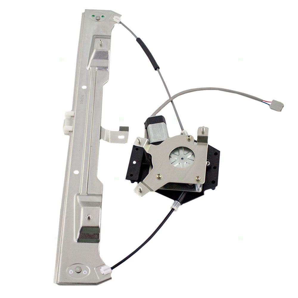 hight resolution of picture of 02 10 fd explorer power window regulator w motor rear lh 02