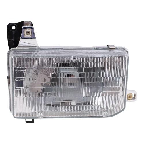 small resolution of brock supply 87 95 ns pathfinder headlamp assy rh 88 89 ns pickup w composite headlamp