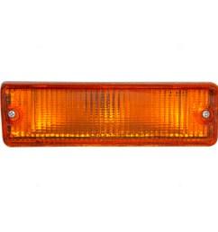 86 87 nissan pickup truck e se xe passengers front park signal marker light assembly everydayautoparts com [ 1000 x 1000 Pixel ]
